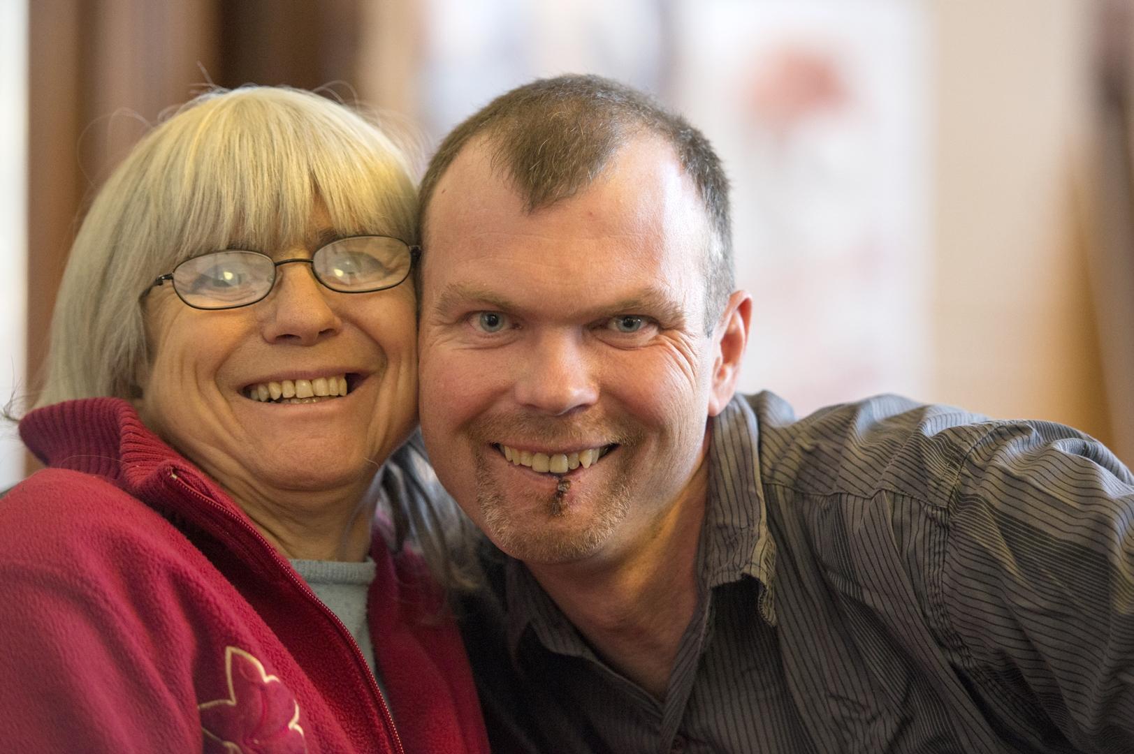 Menschen mit Handicap engagieren sich