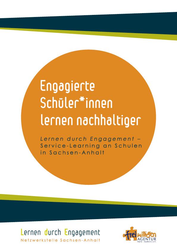 Deckblatt Broschüre LdE 2014