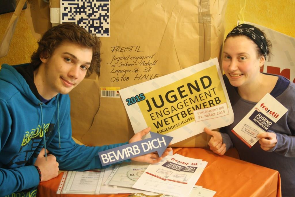 freistil Jugendengagementwettbewerb 2015