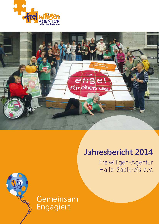 Jahresbericht_Freiwilligen-Agentur-Halle_2014_Deckblatt