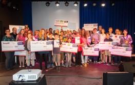 Preisverleihung 13. Jugendengagementwettbewerb freistil