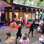 Abschlussfest im Bergzoo Halle