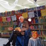 Vorlesemarathon in der Stadtbibliothek am 16.11.2016