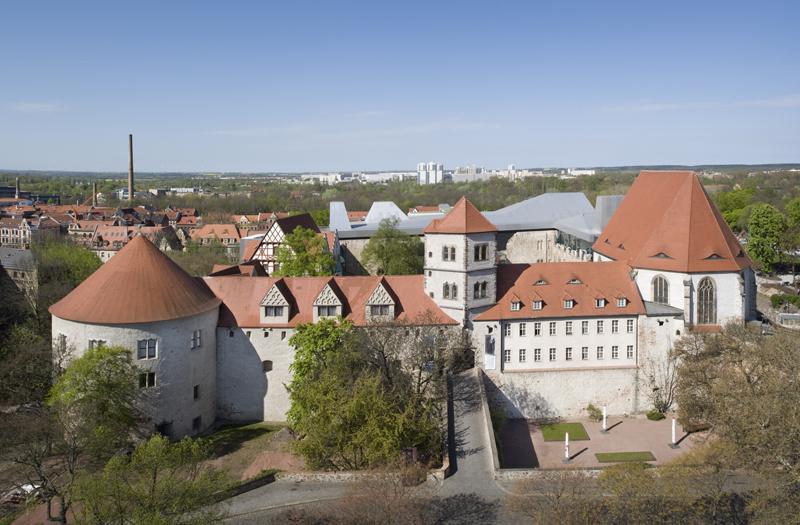 Moritzburg Halle - Foto: Falk Wenzel