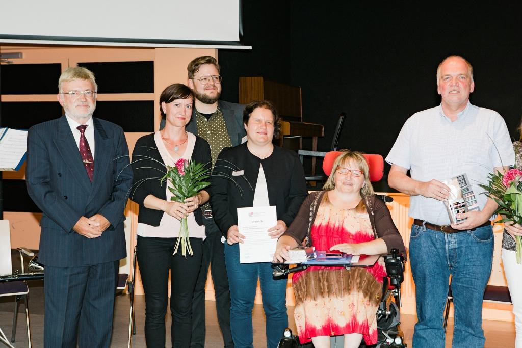 Dr. Jürgen Rembold Inklusionspreis 2017