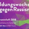 Bildungswochen gegen Rassismus 2018