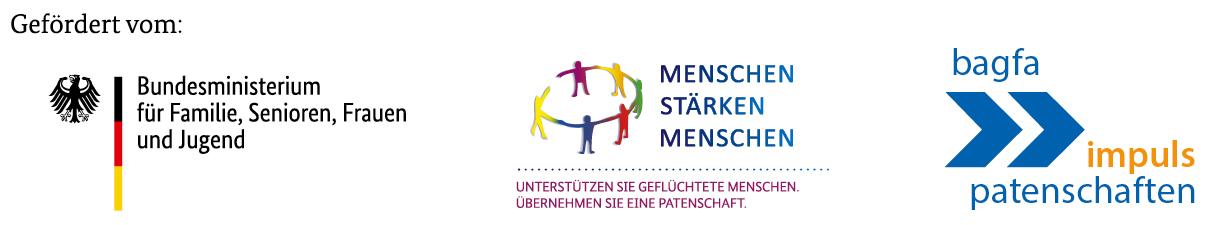 Logoreihe horizontal