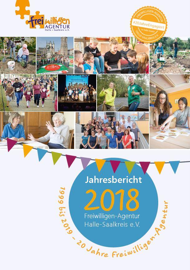 Jahresbericht 2018 Deckblatt